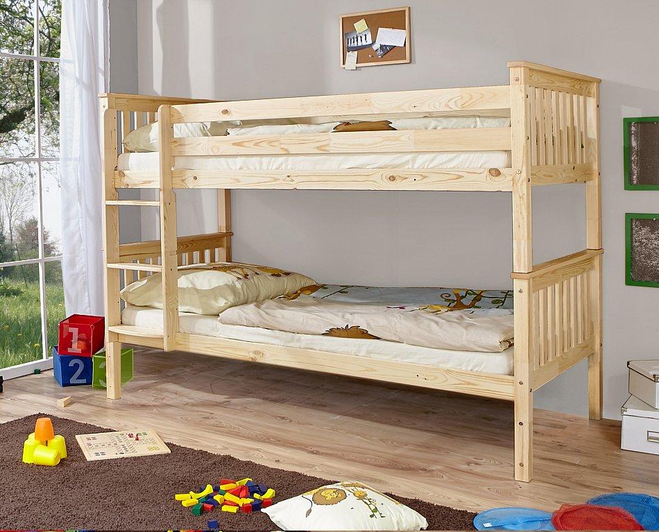 Etagenbett Angebot : Angebot massivholz hochbett etagenbett b ware buche massiv natur