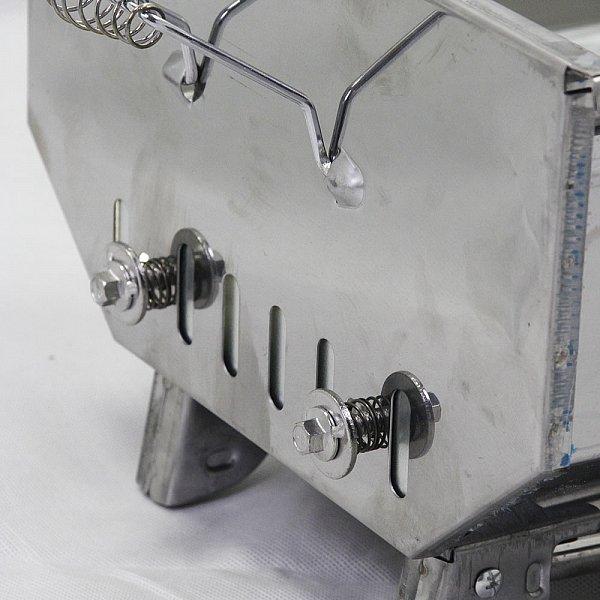 10 Bucheleisten-Schreinerware 500x44x8mm